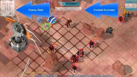 Just Tactics Alpha Tutorial Combat