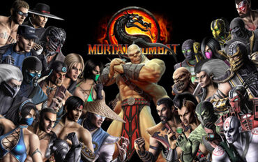 MK Earthrealm vs. Outworld
