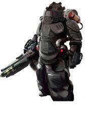 Shi trooper stage 3 mark II