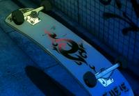 Yata's Skateboard