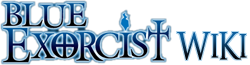 File:Ao no Exorcist Wiki-wordmark.png