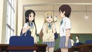 Mio, Mugi and Nodoka