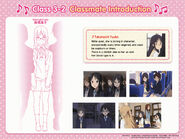 Fūko Classmate Introduction