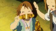 Yui grilled corn
