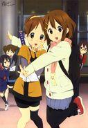 Ui the kunoichi with Yui