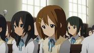 Kimiko and Yui