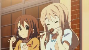 Yui and Tsumugi