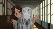 Sawako finished Mio