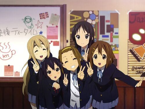 K-ON Character