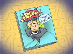 KaBlam! James KaBlam!