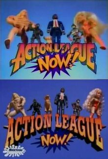 Action league now by derrick55-d4yiyku