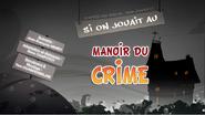 Let's play crime maner