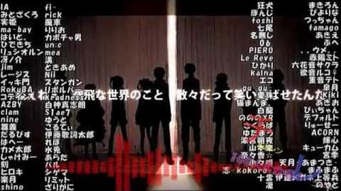 【校歌】チルドレンレコード100人大合唱!【前を向く少年少女達】