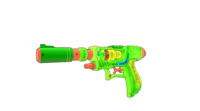 Water Gun Single Handgun V1