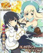 Ikaruga and Yomi4