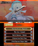 Yomi's Weapon (SK2) 1