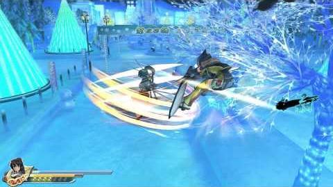 PS4 60FPS『閃乱カグラ ESTIVAL VERSUS -少女達の選択-』Homura gameplay(All Ninpos)