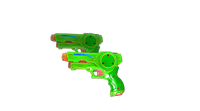 Water Gun Twin Handguns V1