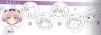 Hibari Concepts (Headshots)