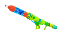 Water Gun Rocket Launcher V1