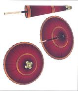 Yagyu Concept Art (Weapon)