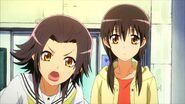 Suzuna and misaki