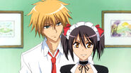 Usui and Misaki photograph