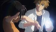 Misaki scarde by usui