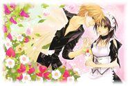 Misaki&Usui cover