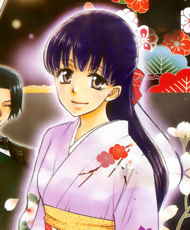 File:Chiyo on the cover of chapter 85.5.jpg