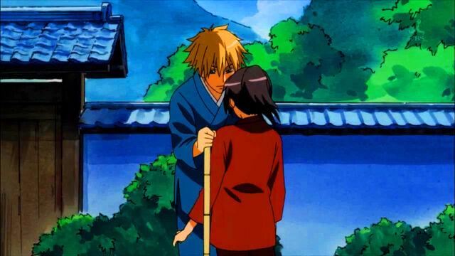File:Usui speaks with Misaki.jpg