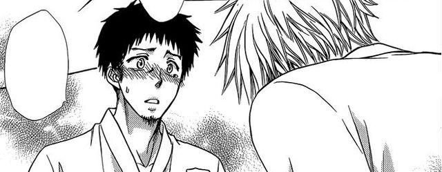 File:Takumi asking Sakuya for taking care of his daughter.jpg