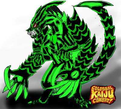 Shadow Beast Zilla 3