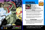 Destroyer X