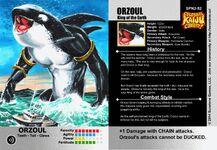 Orzoul EVO