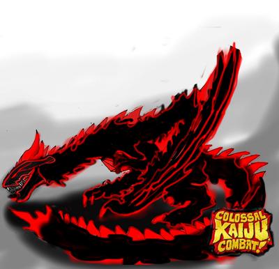 Berserker Shadow King Beast