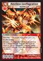 Restless Conflagration (13GAU)