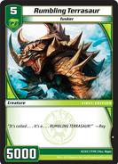 Rumbling Terrasaur (1TVR)
