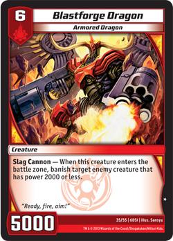 Blastforge Dragon (6DSI)
