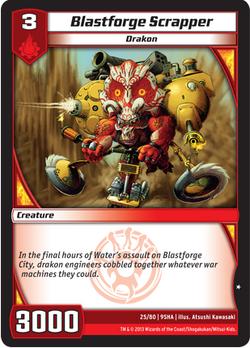 Blastforge Scrapper (9SHA)