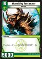 Rumbling Terrasaur (2DED)