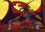 Meteor Dragon Evolved