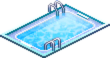 Pool - world cruise story