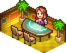 Poker Lounge - world cruise story