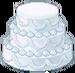 3-Layer Cake (Bonbon Cakery)