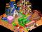 Theme park-venture towns