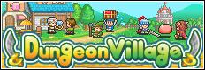 Dungeon Village Banner