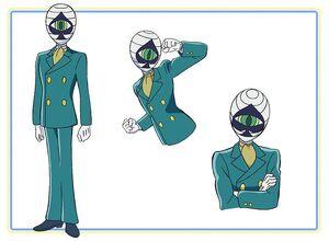 Dark Eye (Kaitou Joker) 600 1856309