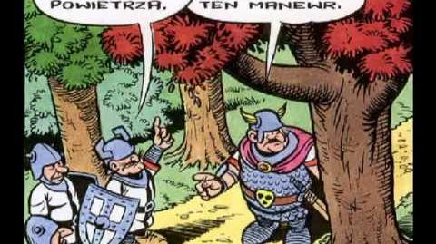 Kajko i Kokosz - Komiks Film - cz 2