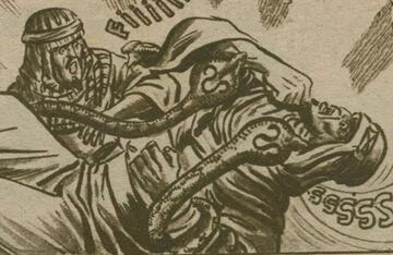 Ladrones Beduinos Muerte